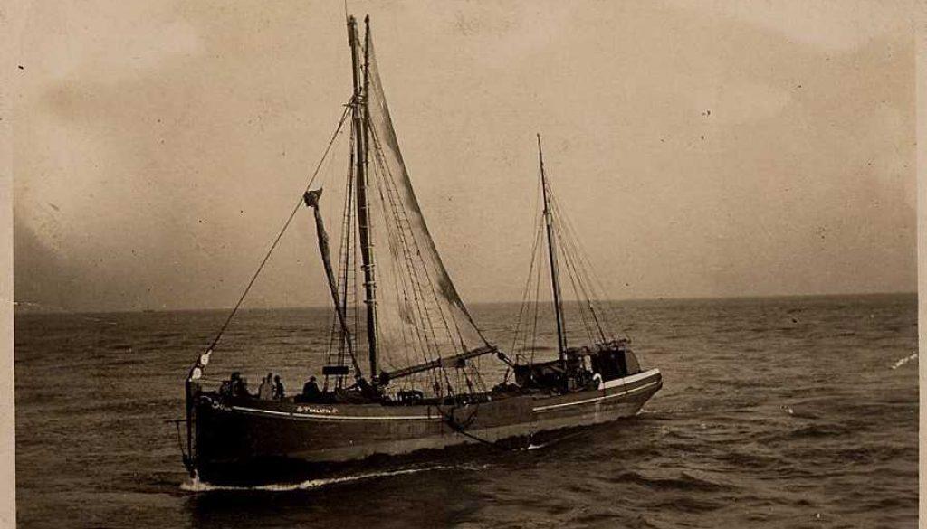 Thalatta in 1920