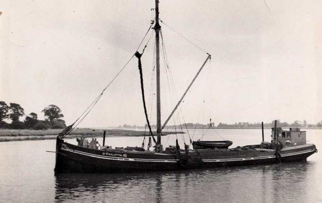 Thalatta in 1964