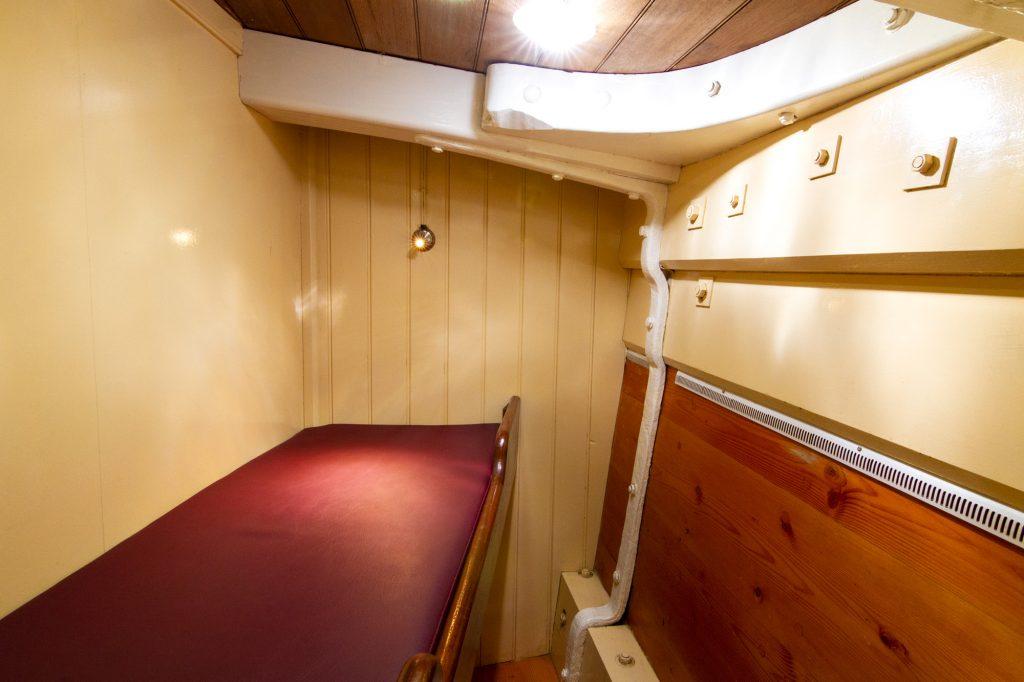 Thalatta Leader's Cabin