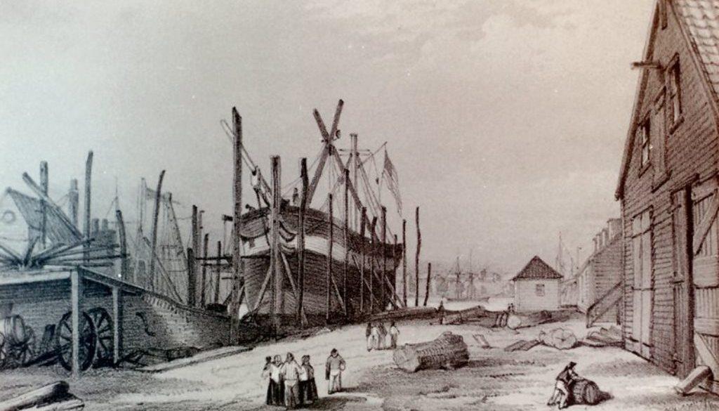 Harwich Navy Yard