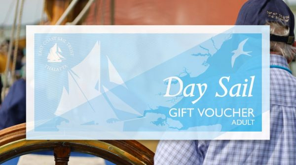 Adult Day Sail Gift Voucher