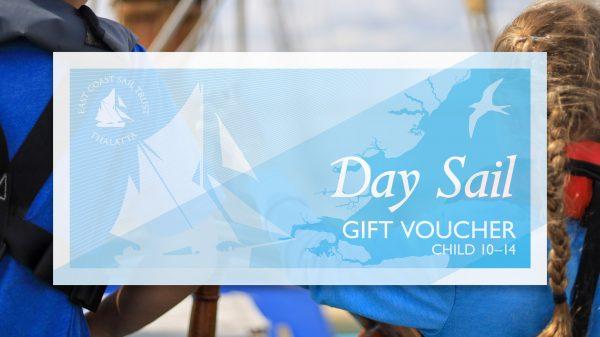 Child Day Sail Gift Voucher