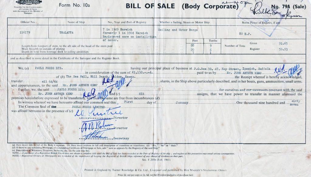 Thalatta-Bill-of-Sale-1967_low-res