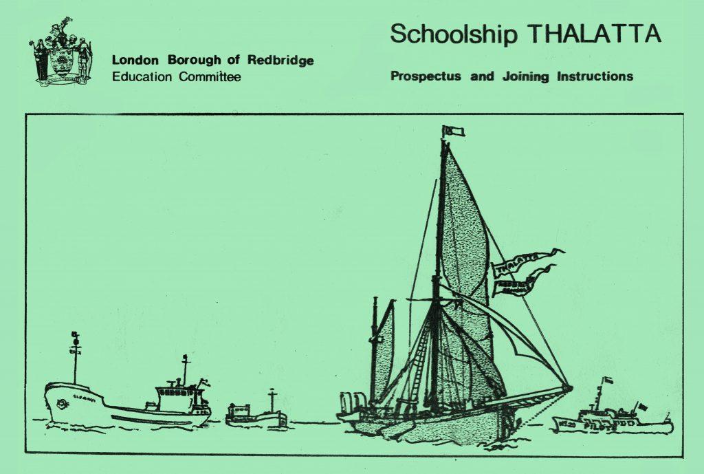 Thalatta and schools from the London Borough of Redbridge